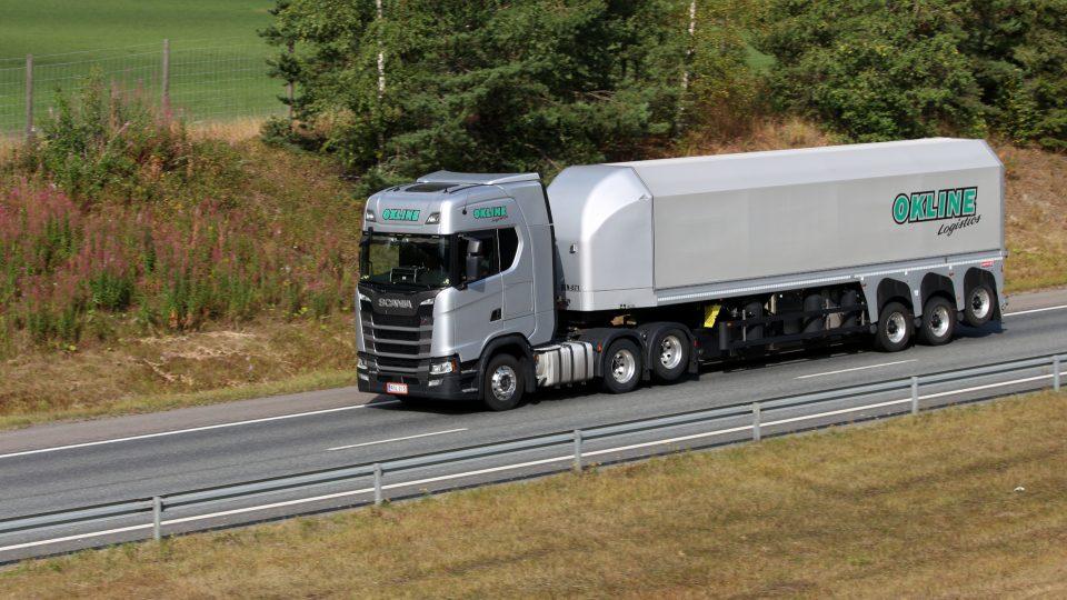 Kuljetusliikkeen talous ja palkat hoituvat Netvisorilla myös kotoa käsin