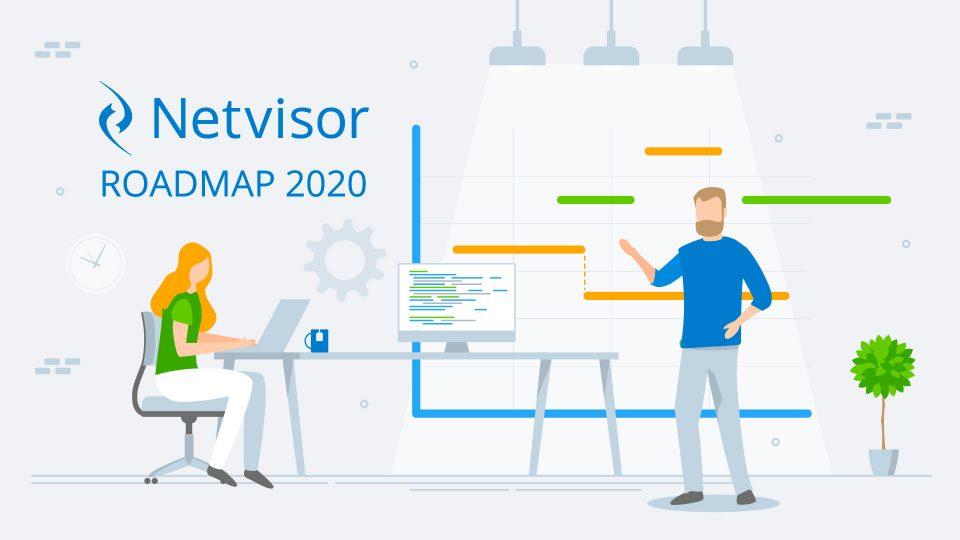 Netvisor tuotekehitys vuonna 2020.