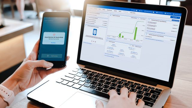 Yrityksen kirjanpito hoituu kätevästi Netvisorilla.