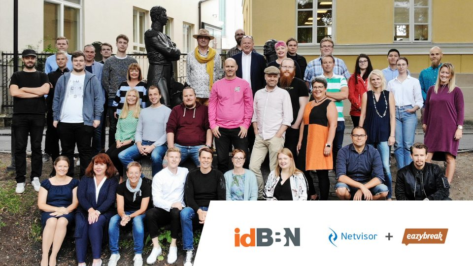 Eazybreak ja Netvisor helpottivat ID BBN:n liikunta- ja kulttuuriedun hallinnointia